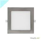 Lampara Led Colgante de techo 135W 260+400+530+670+800mm Kaia Cristal K9