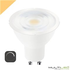 Foco Led Sumergible acero12W IP68 DC 24V Blanco Frío