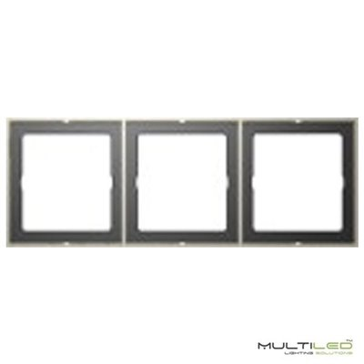 Lampara Colgante Geometrica Loft vintage moderna Cubik