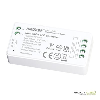 Aplique Led de Pared IP20 interior 12W Modelo Otto Blanco Calido