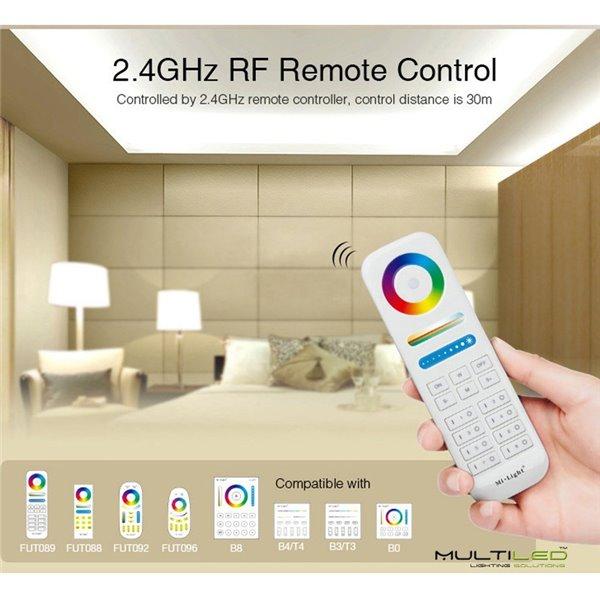 Panel Led Marco Blanco 60X60cm 40W Blanco Neutro