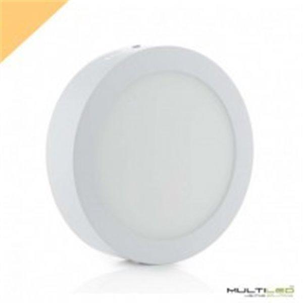 Lampara Led Colgante Lineal De Techo 1200mm 24W Aretha Line Gris