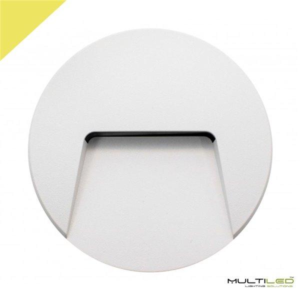 Clip sujeción para baliza empotrable