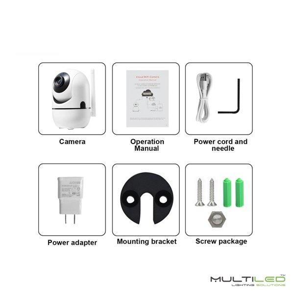 Lampara Colgante Retro Moderna Industrial Cristal Deus oval Transparente