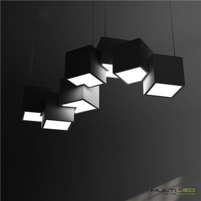 Lampara Led G4 Aluminio 1,5W COB Blanco Frío