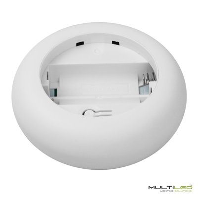 Lampara Colgante de techo moderna Bender Blanco/Rojo