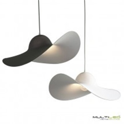Aplique Led de Pared up down 12W Modelo Felix Blanco Calido