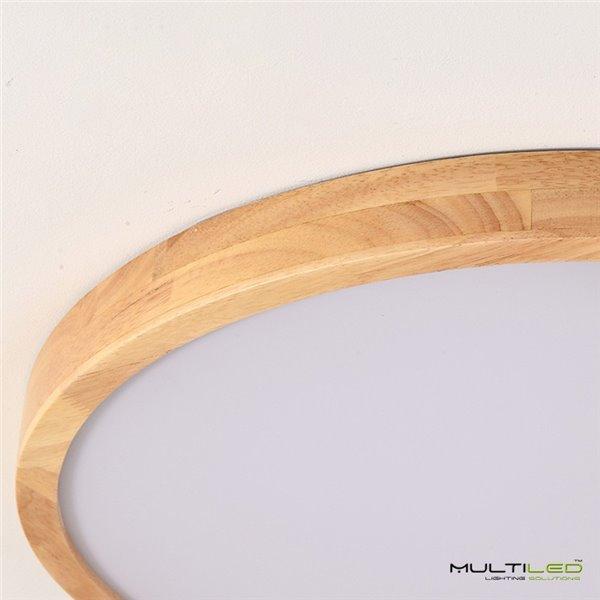 Pastilla Regulador Led para pulsador + Smart RF, AC 100-240VAC 288W 1.2A V2