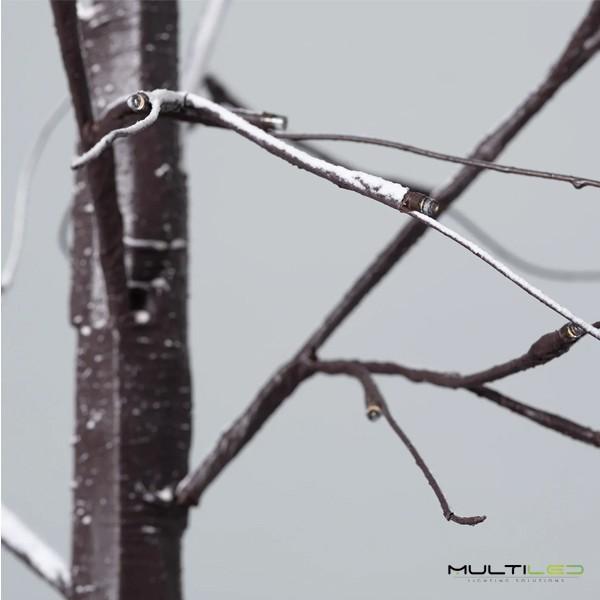 Aplique de jardín E27 de acero inoxidable V-TAC