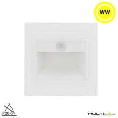 Camara IP Triangular 3 LED Panoramica 3D VR 360º Wifi 1.3mp