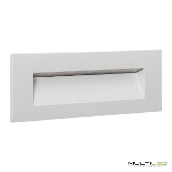 Aplique de Pared 2xGU10 Aluminio Cuadrado Negro V-TAC