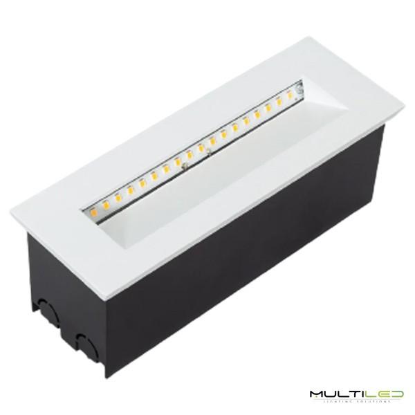 Aplique Led de Pared 2 x GU10 Track Regleta Blanco V-TAC