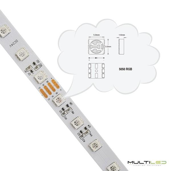 Lampara Colgante LED araña moderna de 19 brazos 57W dorada Ø800 Collins