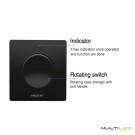 Lampara Colgante araña moderna Led G4 de 50 brazos Ø1000 Gino Sarfatti