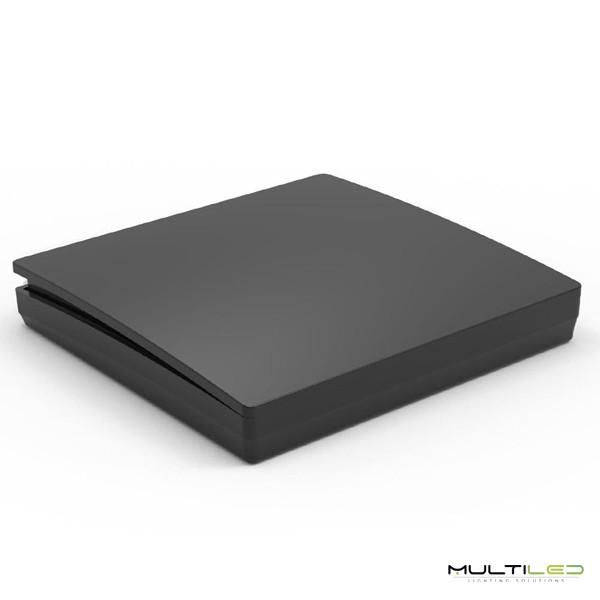 Lampara Colgante diseño dorada de 20 cabezas LED G4  Ø2000 Neo