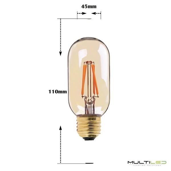 Lampara Colgante de diseño aluminio y cuero E27 Ø350 Leather